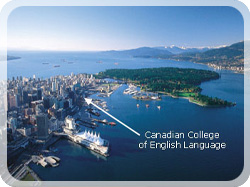 Canada College of English Language